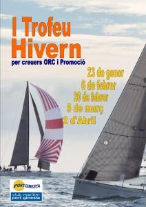 Cartell Trofeu Hivern
